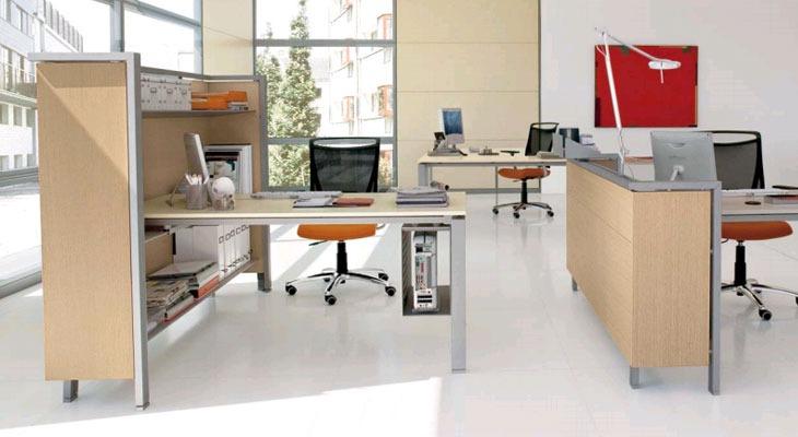 Arredamento Ufficio Operativo : Arredi operativi ufficio: funzionalità praticità classico moderno