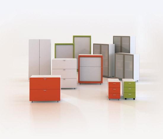 Cassettiere archiviazione ufficio da terra da scrivania - Cassettiere ufficio ...