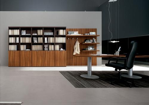 Armadi Archivio Ufficio Legno : Librerie archiviazione ufficio: classica moderna legno metallo