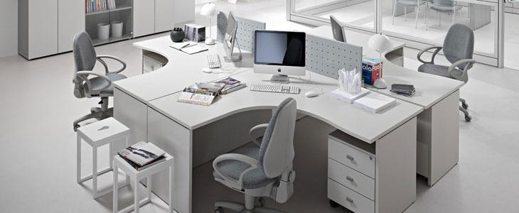 Scrivanie ufficio direzionali operative design for Arredo ufficio tecnico