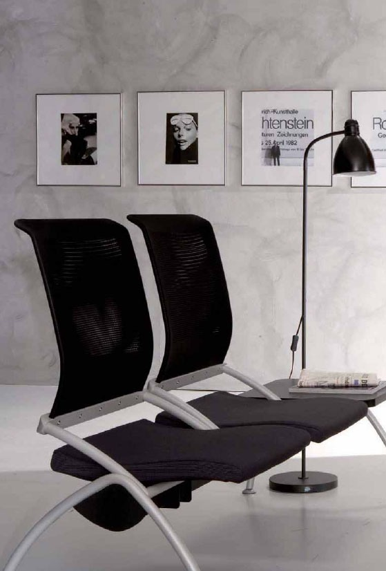 Sedie attesa ufficio sedie singole sedie su barra for Sedie attesa ufficio