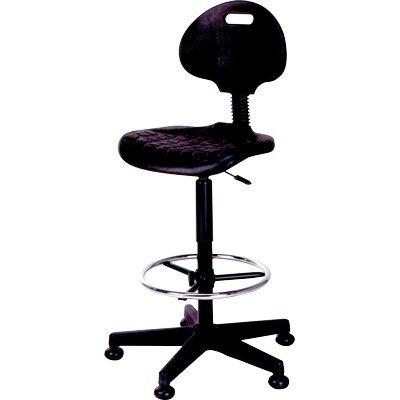 Sgabelli ufficio classico moderno ruote imbottitura for Sgabelli da ufficio regolabili