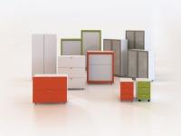 Cassettiere archiviazione ufficio