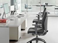 Scrivanie operative ufficio