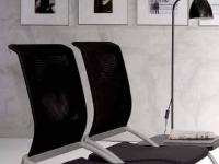 Sedie attesa ufficio