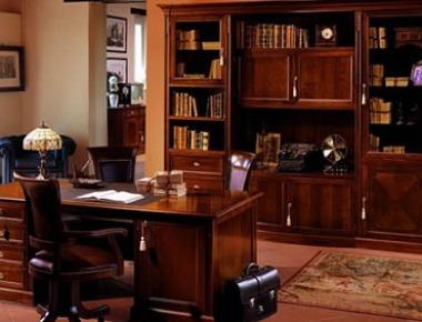 Arredo antico ufficio
