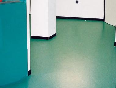 Pavimenti linoleum o gomma ufficio